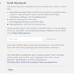 Kontak Pewaris Facebook – Emangnya Perlu?